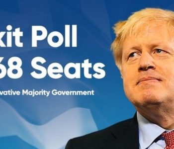 Johnson: Povijesna pobjeda, mandat za provođenje Brexita