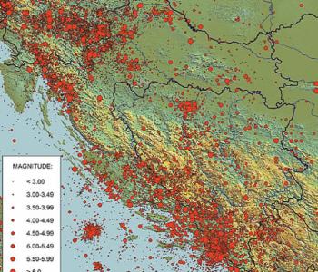 Hrvatska, BiH, Crna Gora, Albanija: Osuđeni na potrese i uništenje?