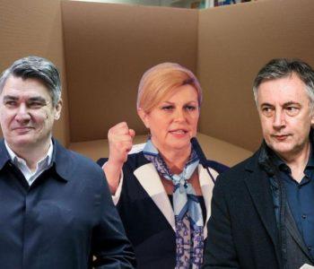 Milanović i Kolinda u 2. krugu! Škoro skoro, falilo mu 2,5 %!