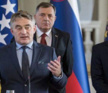 Predsjedništvo BiH odbilo dati na uvid Program reformi