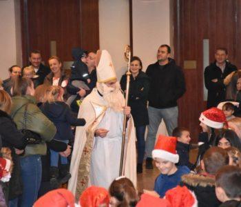 Foto: Sveti Nikola pohodio najmanje članove župe Prozor