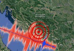 Novi jači potres u Hercegovini