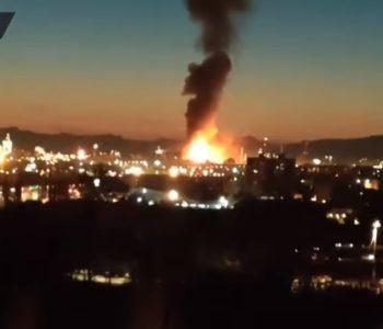 Eksplozija u kemijskoj tvornici u Španjolskoj