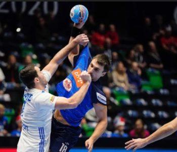 Rukometaši BiH se uvjerljivim porazom od Francuske oprostili od Evropskog prvenstva