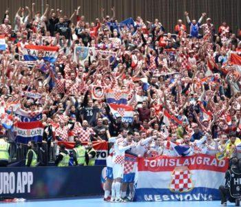 Hrvatska slavljenički protiv Austrije ide na Njemačku za korak do polufinala