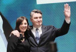 Šta ćemo sad? Novi hrvatski predsjednik i njegova supruga – Ramljak-Livnjak i 'Duvanjka'
