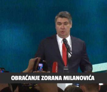 Zoran Milanović je novi predsjednik Republike Hrvatske