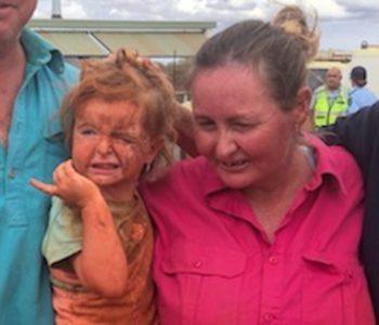 Trogodišnju djevojčicu nestalu u poplavi pronašli živu, čuvao ju pas