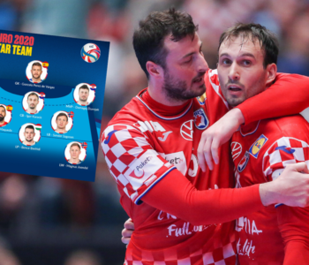 Službeno: Duvnjak MVP Eura, Karačić najbolji srednji vanjski!