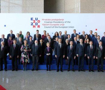 Hrvatsko predsjedanje EU – Von der Leyen: Sljedećih nekoliko mjeseci posebno važni za zapadni Balkan