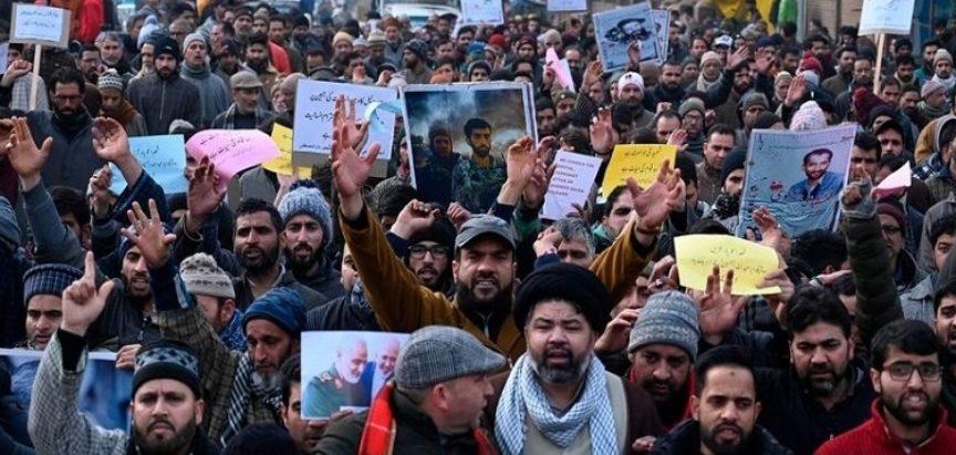 JE LI NA POMOLU NOVI RAT Iran najavio odmazdu SAD-u zbog ubojstva generala Sulejmanija