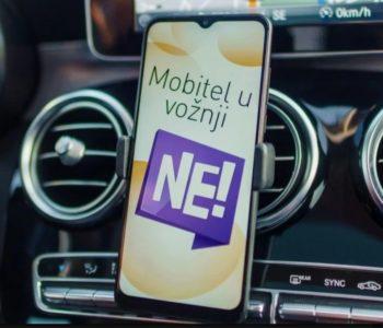 Recite NE korištenju mobitela u vožnji