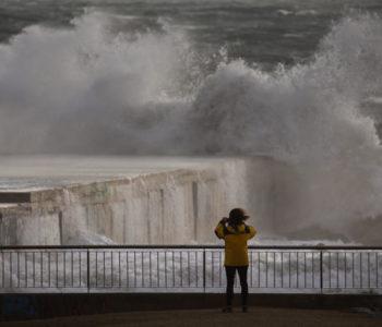 U Španjolskoj osmero mrtvih u oluji Gloria