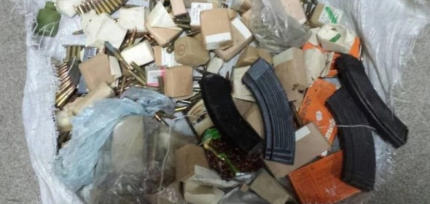 Gornji Vakuf-Uskoplje: SIPA oduzela veću količinu naoružanja i municije