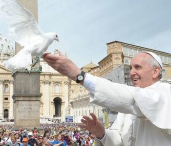 Poruka Pape Franje za 53. svjetski dan mira