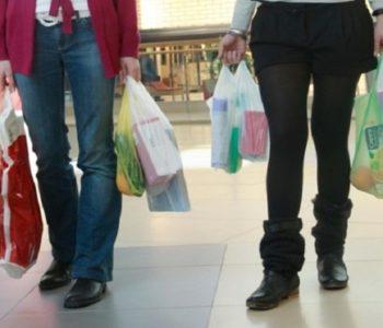 Ne plaćajte plastične vrećice s logom trgovačkog centra