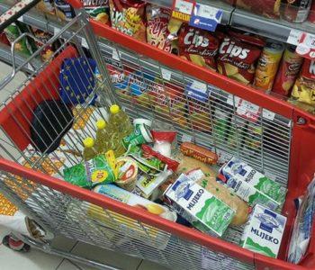 Kako su se mjenjale cijene hrane u BiH