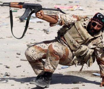 Rat u Libiji postaje međunarodni
