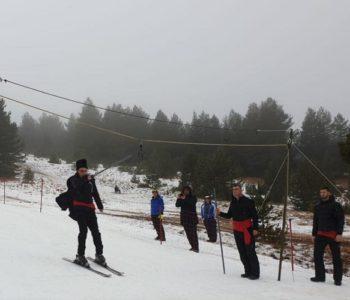 Kupres: Na padinama Čajuše prva alka na skijama