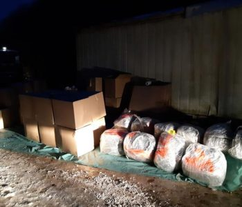 Benzinska postaja Sičaja na Makljenu: 400 kg opojne droge skunk