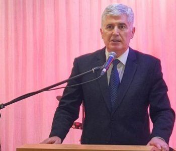 Čović u Jajcu: Bez novog izbornog zakona neće biti ni nove federalne vlade