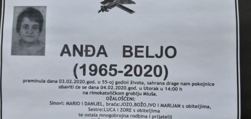 Anđa Beljo
