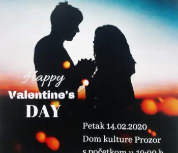Najava: Maturanti Srednje škole Prozor pripremili kulturno-zabavni program za Valentinovo