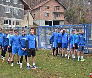 Foto/video: Kadeti HNK Rama započeli pripreme za nastavak sezone