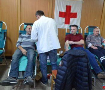 Foto: U prvoj ovogodišnjoj akciji darivanja krvi u Prozoru prikupljeno 56 doza