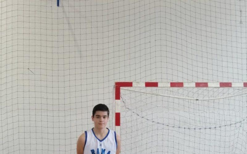 HKK Rama: Marko Meštrović veliki košarkaški talent