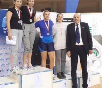 Veslački klub Rama: Ivana Radić brončana u Rijeci