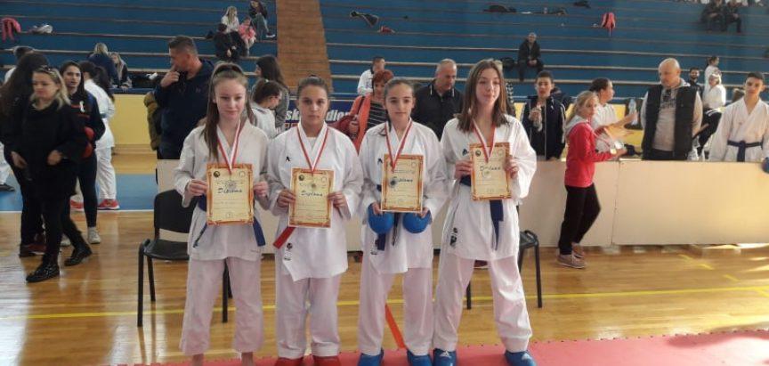 KK EMPI: Zlatne medalje u Čitluku