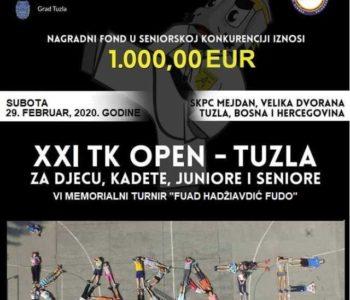 KK  Empi: Nastup na TK Open-u