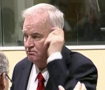Pojavila se lažna vijest da je umro Ratko Mladić! Glasnogovornica suda sve demantirala