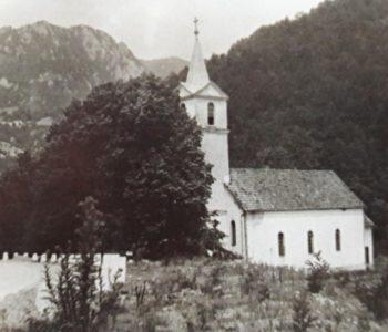 Jezero potapa gračačku crkvu