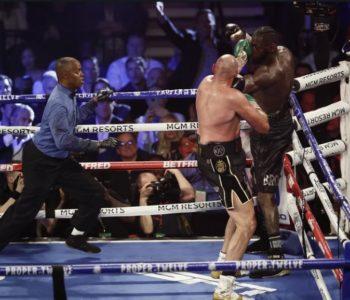 Fury demolirao Wildera i postao novi svjetski prvak u boksu