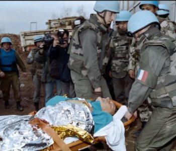 26. godina od zločina na Markalama u Sarajevu