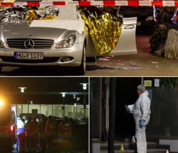 SUMANUTI NAPAD U NJEMAČKOJ: Pucao u nargila barovima, ubio najmanje devetero ljudi i pobjegao. Pronašli ga mrtvog u kući…