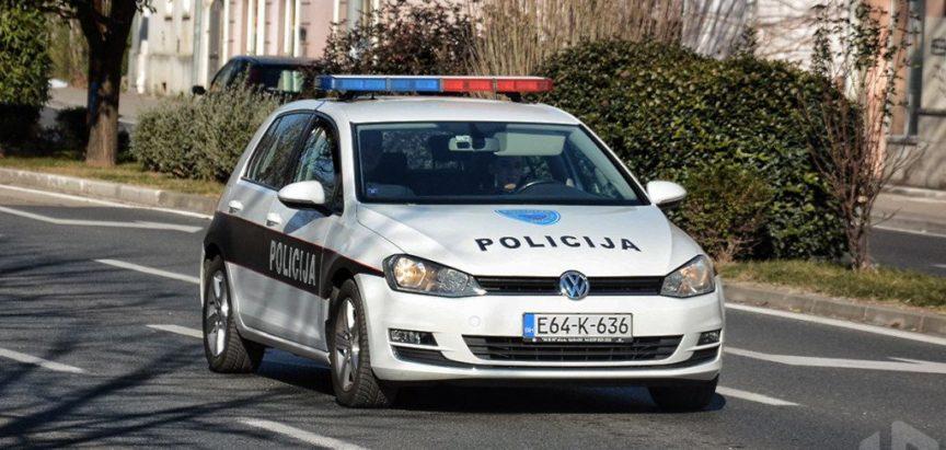 Policijsko izvješće za protekli tjedan