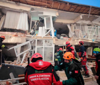 Potresi u Turskoj