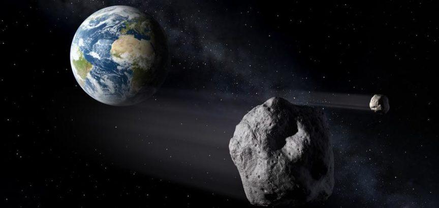 Bliski susret: Zemlja na putu asteroida koji uništava život