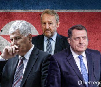 U BiH se predsjednici stranaka biraju k'o u Sjevernoj Koreji – jedan kandidat i jednoglasno