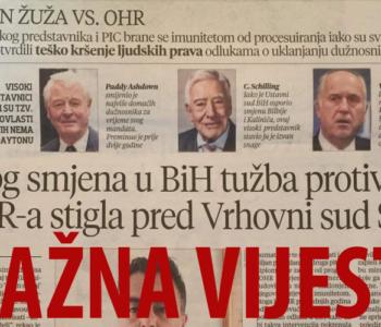 SKANDAL Glas Amerike raskrinkao lažnu vijest iz BiH o američkom Vrhovnom sudu