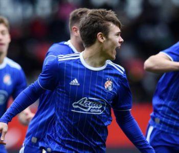 Juniori Dinama slavili protiv Bayerna u Minhenu i izborili četvrtfinale Lige prvaka