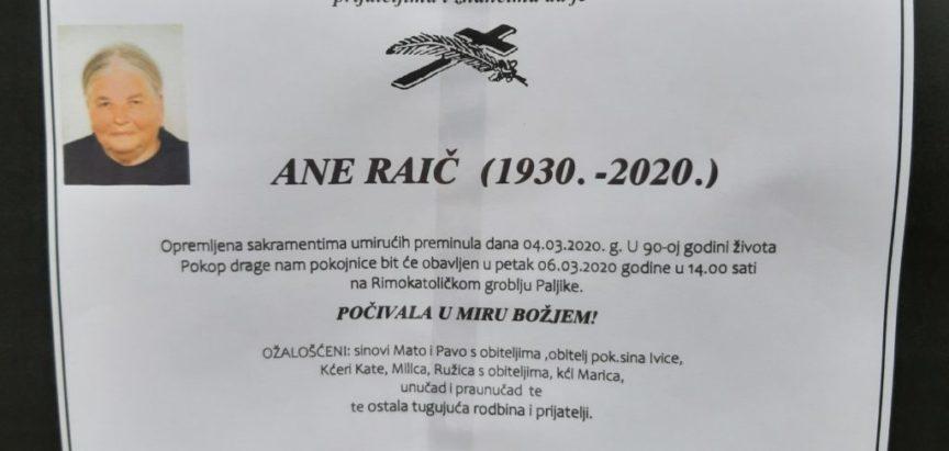 Ane Raič