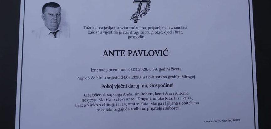 Ante Pavlović