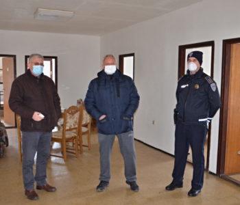Prema zapovijedi županijskog stožera općinski stožer započeo pripreme prostorija za smještaj eventualno oboljelih