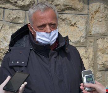 Predsjednik stožera CZ Prozor-Rama dr. Jozo Ivančević: Mi ćemo nastaviti biti odgovorni i hrabri, donositi i dalje dobre odluke