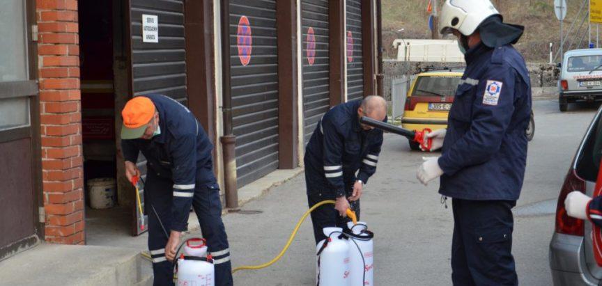 Sanitarna inspekcija općine Prozor-Rama:  Obavijest o obveznoj preventivnoj dezinfekciji dostavnih vozila