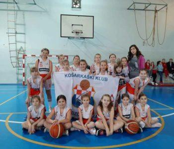 HŽKK Rama: Ramske košarkašice gostovale u Ljubuškom